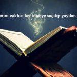 Kur'an-ı Kerim (şiir)